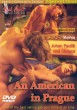 An American in Prague DVD - Front