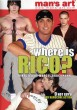 Where is Rico? DVD - Front