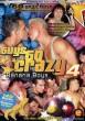 Guys Go Crazy 4: Banana Boys DVD - Front
