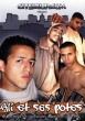 Ali et ses Potes DVD - Front