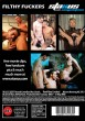 Staxus Collection: Filthy Fuckers DVD - Back