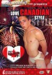 Love Canadian Style DVD - Front