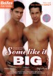 Some Like it Big DVD - Front