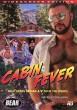 Cabin Fever DVD - Front