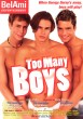 Too Many Boys DVD - Front