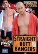 Straight Butt Bangers DVD - Front
