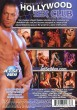 Hollywood Sex Club DVD - Back