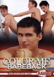Color me Bareback DVD - Front
