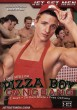 Pizza Boy Gangbang DVD - Front