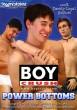 Boy Crush 4: Power Bottoms DVD - Front