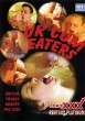 UK Cum Eaters DVD - Front
