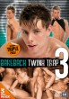 Bareback Twink Trap 3 3DVD Box Set - Front