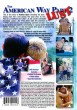 The American Way 2: Lust DVD - Back