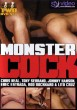 Monster Cock DVD - Front