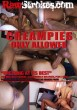 Creampies Only Allowed DVD - Front