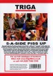 5-A-Side Piss Up DVD - Back