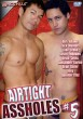 Airtight Assholes 5 DVD - Front
