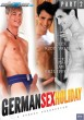 German Sex Holiday part 2 DVD - Front
