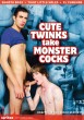 Cute Twinks Take Monster Cocks DVD - Front