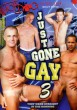 Just Gone Gay 3 DVD - Front