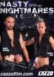 Nasty Nightmares DVD - Front