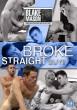 Broke Straight Guys DVD - Front