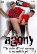 Agony DVD - Front