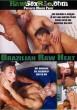 Brazilian Raw Heat DVD - Front