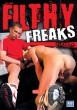 Filthy Freaks DVD - Front