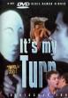 It's My Turn DVD - Front