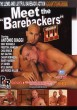 Meet the Barebackers 3 DVD - Front