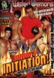 Junior's Initiation! DVD - Front