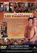 Au Feu Les Pompiers! DVD - Back