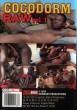 Cocodorm Raw Vol. 1 DVD - Back
