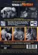 Black White & Hotter DVD - Back