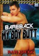 Bareback My Boy Butt DVD - Front