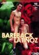 Bareback Latinoz DVD - Front