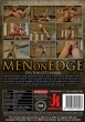 Men On Edge 31 DVD (S) - Back
