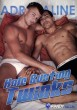 Hole Busting Twinks DVD - Front