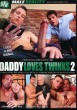 Daddy Loves Twinks 2 DVD - Front