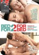 Bed For 2, 2 For Bed DVD - Front