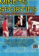 Minets Sportifs Young Sporty & Erect DVD - Back