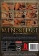 Men on Edge 43 DVD (S) - Back