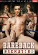 Bareback Rematch DVD - Front