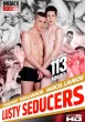 Lusty Seducers DVD - Front