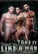 Auditions 46: Take It Like A Man DVD - Front