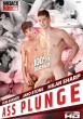Ass Plunge DVD - Front