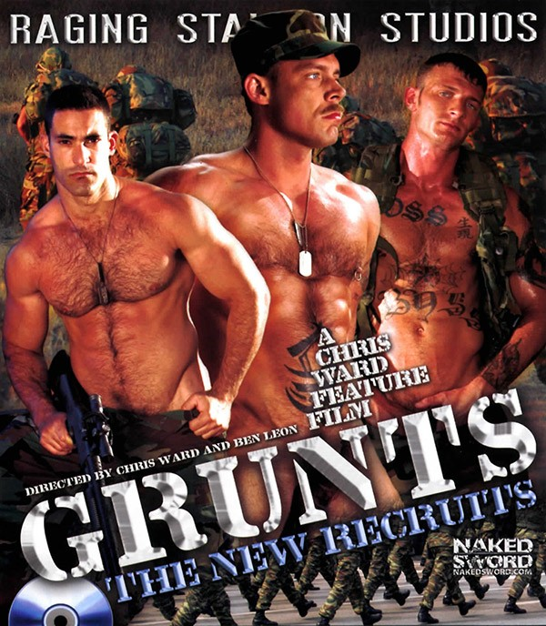Grunts: The New Recruits BLU-RAY - Front