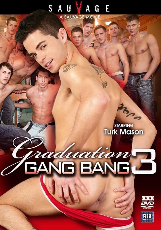 Graduation Gang Bang 3 DOWNLOAD - Front