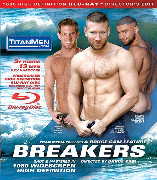 Breakers BLU-RAY - Front